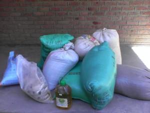 Bandawe school voedsel